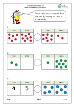 Comparing numbers (1)