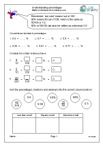 fraction and decimal worksheets for year 5 age 9 10. Black Bedroom Furniture Sets. Home Design Ideas