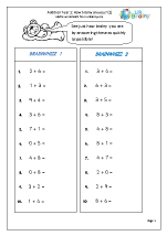 math worksheet : year 1 maths worksheets age 5 6  : Key Stage 1 Maths Worksheets Download Free