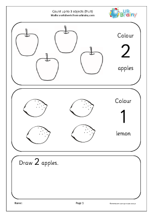 math worksheet : early counting maths worksheets for early reception age 4 5  : Early Maths Worksheets