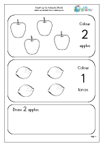 early reception maths worksheets age 4 5. Black Bedroom Furniture Sets. Home Design Ideas