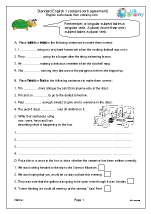 Standard English 1