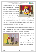 Rumpelstiltskin: comprehension