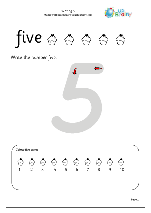 Common Worksheets » Early Writing Worksheets - Preschool and ...