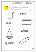 Recognising 3D shape (2)