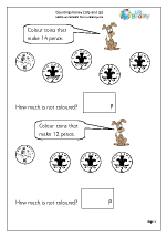 Money Maths Worksheets for Year 1 (age 5-6)