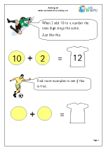 Adding ten patterns