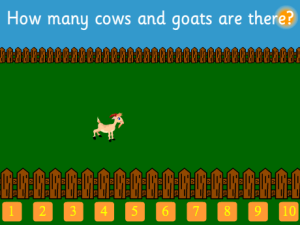 Counting Cows and Goats